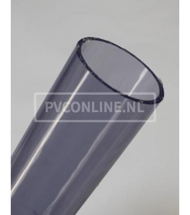 PVC Transparant 5 meter