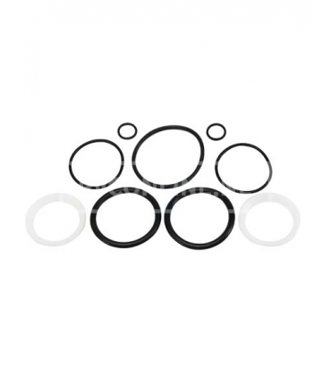 Vervangset epdm rubbers-ringen kogelkraan VDL