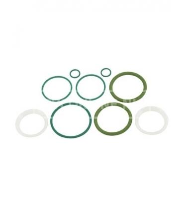 Vervangset *VITON* rubbers-ringen kogelkraan VDL