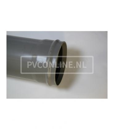 PVC Afvoerbuis met ringmof