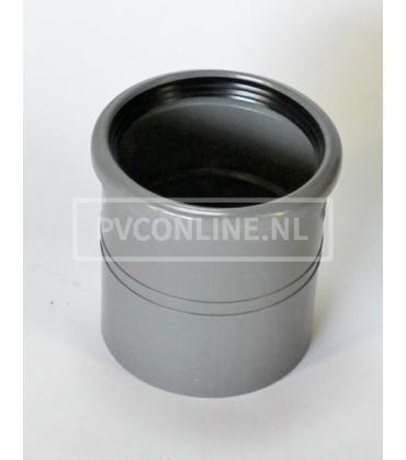 PVC Manchet/lijm steekmof 110