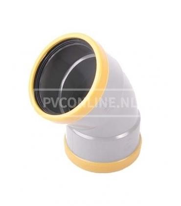 PVC BOCHT 2 X MA SN 8