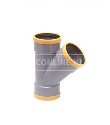 PVC T-STUK 3 X MA SN 8 45*