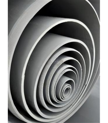 PVC 125 mm afvoer