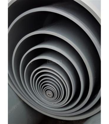 PVC 400 mm druk