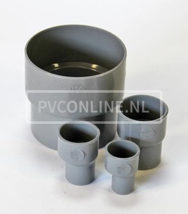 PVC Reparatiemof Mof/Verjongd Spie