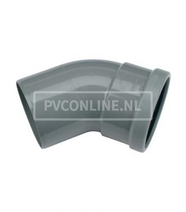 PVC Bocht 1 X MA/S
