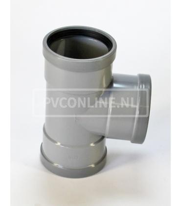 PVC T-stuk 3 X MA 90*