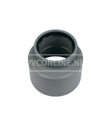 PVC Inzetverloop 1 X MA/S