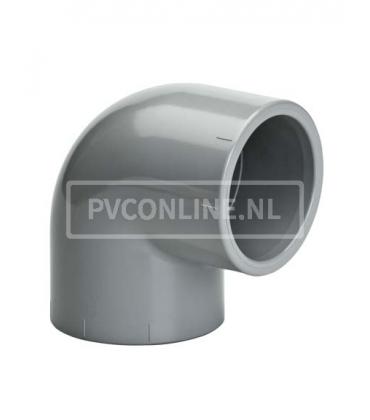 C-PVC Knie 90*