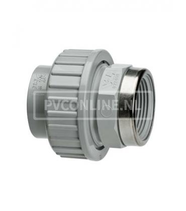 C-PVC Koppeling binnendraad
