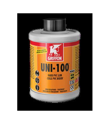 PVC Lijm UNI-100 KIWA afvoer/druk