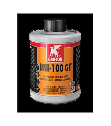 PVC Lijm UNI-100 GT KIWA afvoer/druk