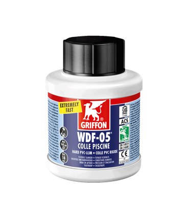 WDF-05 lijm voor flexibele slang