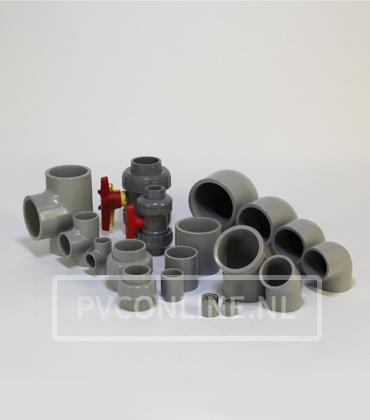 C-PVC (pvc-c) 100 gr/C.