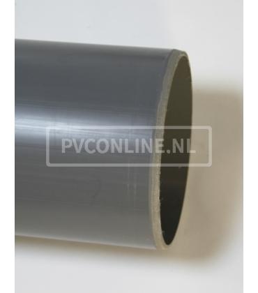 PVC Afvoerbuis METER STUKKEN
