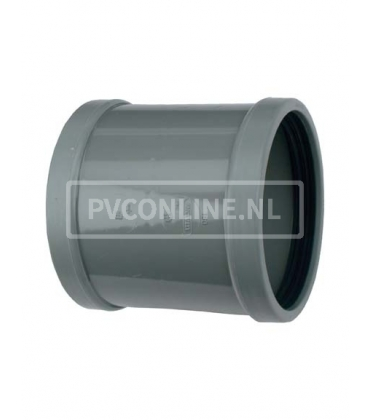 PVC Overschuifmof