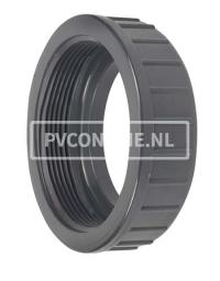 PVC WARTEL KOGELKRAAN 50 MM
