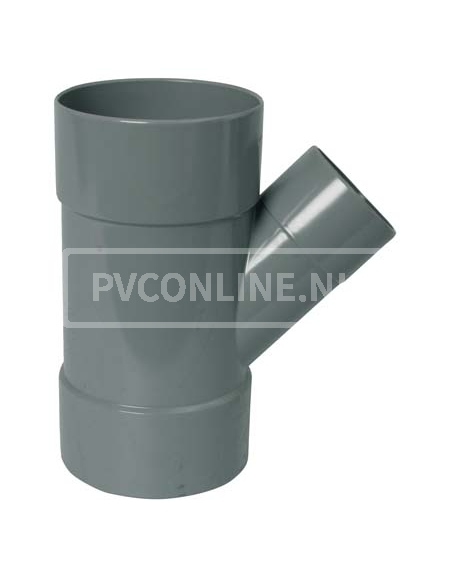 PVC T-STUK 3 X LM 40 X 32 45*