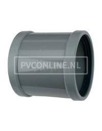 PVC STEEKMOF 110