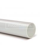 PVC AFVOERBUIS 32X3.0 SN 4 LGT 4 MTR *WIT*
