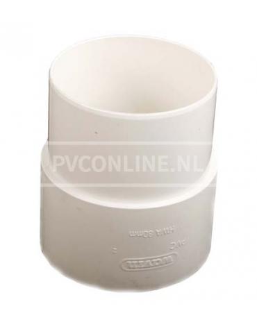 PVC VERBINDINGSMOF M/VS 80 WIT