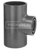PVC T-STUK 125X 63 X125 90* PN 16