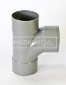 PVC T-STUK 3 X LM 110 X 110 90* STROMEND