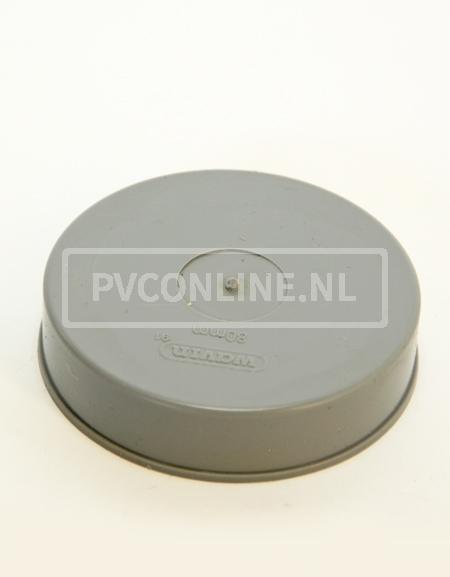 PVC EINDKAP 80