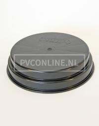 PVC DEKSEL 315 ZWART TBV PK-PUT