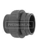 PVC KOPPELING 10X 10PN 16