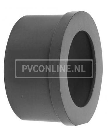 PVC INLEGSTUK SPUITGIETKOPPELING 16 X 3/4