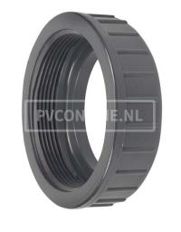 PVC WARTEL KOGELKRAAN 20-16 MM