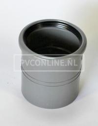 PVC MANCHET/LIJM OVERGANGSMOF 110