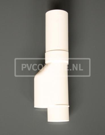 PVC BLADSCHEIDER WIT 80