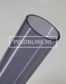 PVC BUIS TRANSPARANT 90mm X 4.3mm PN10 LENGTE 5 METER