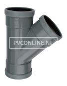 PVC T-STUK 3 X MA 250 X 125 45*