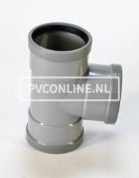 PVC T-STUK 3 X MA 160 X 110 90*