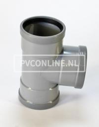 PVC T-STUK 3 X MA 160 X 160 90*