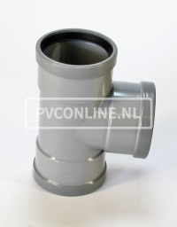 PVC T-STUK 3 X MA 400 X 400 90*