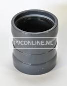 PVC OVERSCHUIF/STEEKMOF 315 PN 10