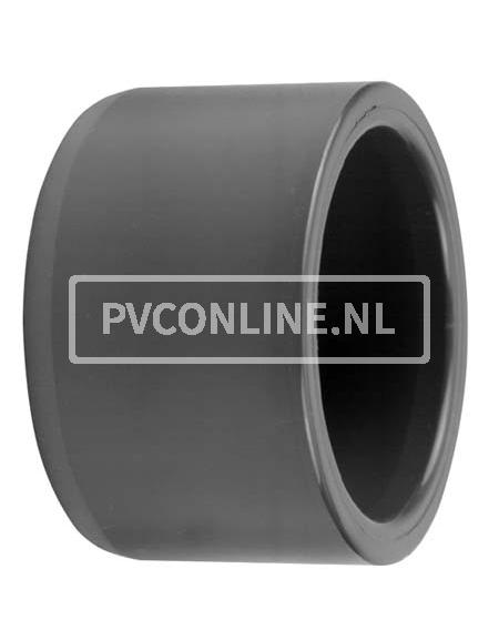PVC LIJMRING 20X 10 PN 16