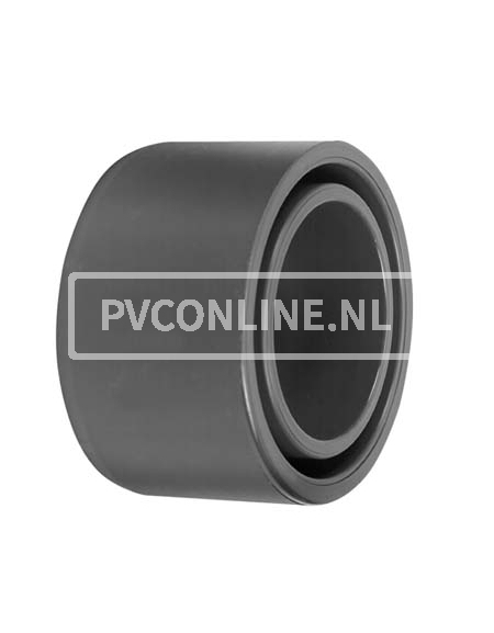 PVC LIJMRING 250X125 PN 10