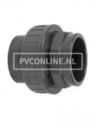PVC KOPPELING 75X 75PN 10