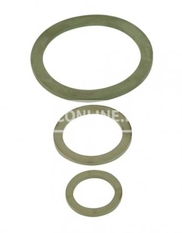VITON RING 2 1/2 tbv DV 1 3/4 en 2 *VDL*
