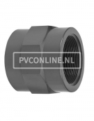 PVC DRAADSOK 50X 1 1/2 PN 10