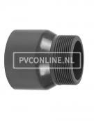 PVC DRAADEIND HANDVORM 160(mof)X 5 PN 16