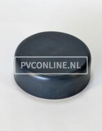 PVC HANDVORM LIJMKAP 225 PN 10