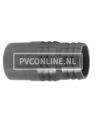 PVC SLANGPILAAR (LIJM ) 25X28X25