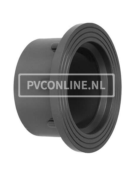 PVC KRAAGBUS 200 VOOR KLEP DN 200